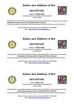 Invitation Salon Métiers d art 2015 v2