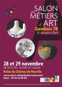 Affiche Gambais 2015