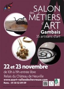 Affiche Gambais 2014